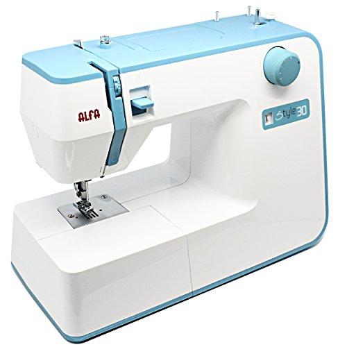 Opiniones y precio de la máquina de coser Alfa style 30