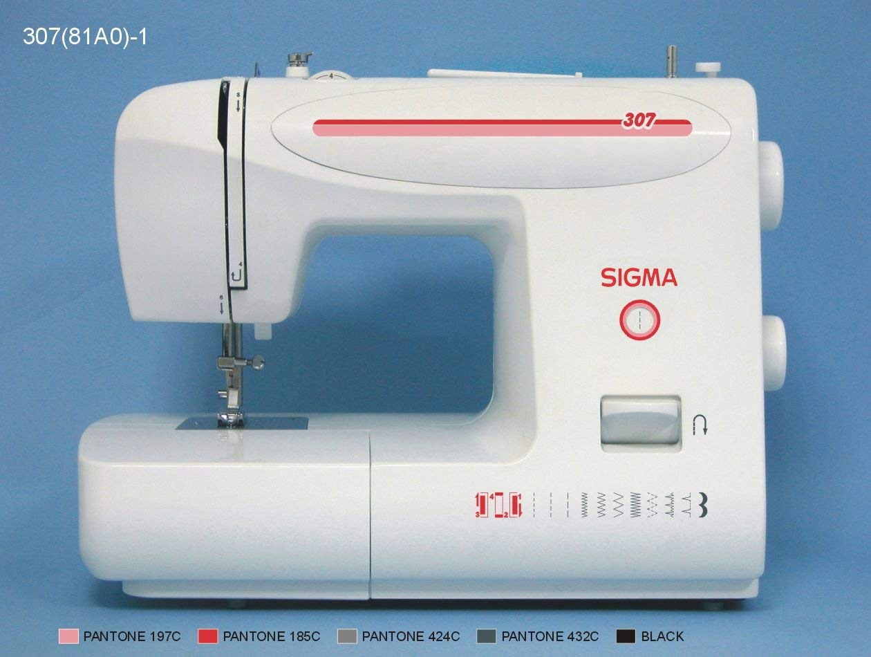 Como Se Enhebra Una Maquina De Coser Sigma - Cosas Calientes